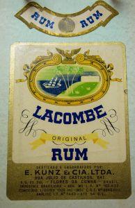 Rum Lacombe (E. Kunz & Cia. Ltda, Flores da Cunha, 1966)