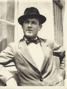 Emílio Kunz, década de 1920.