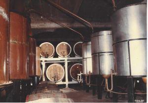 Destilaria da E. Kunz e Cia Ltda. (Flores da Cunha - década de 1970)