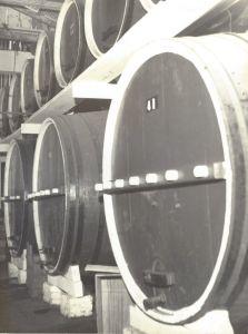Barris de carvalho de Emílio Kunz (Farroupilha - década de 1950)
